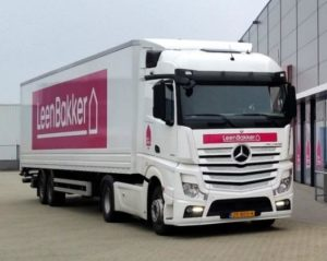 Transport Leen Bakker